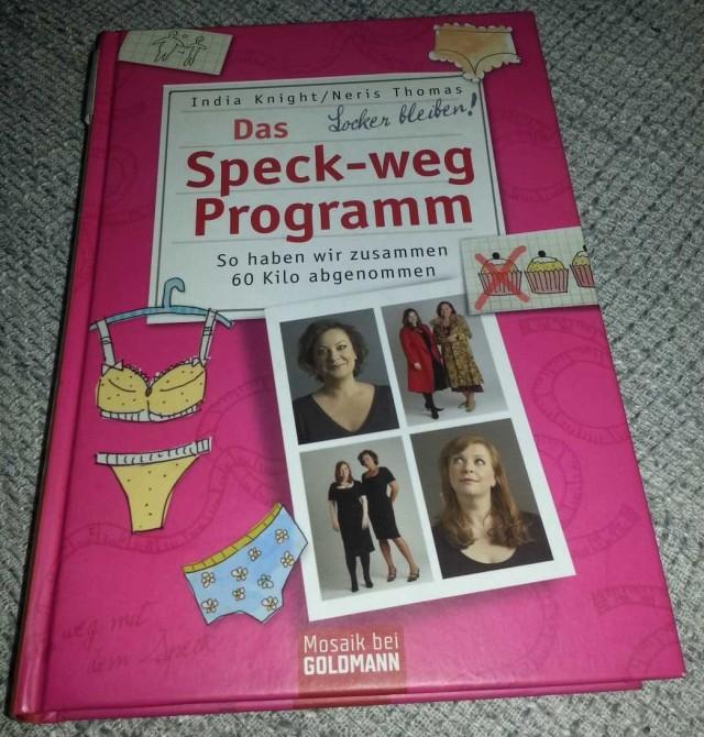 Das Speck-weg Programm Coverfoto